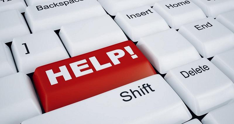 Aide dépanneur informatique