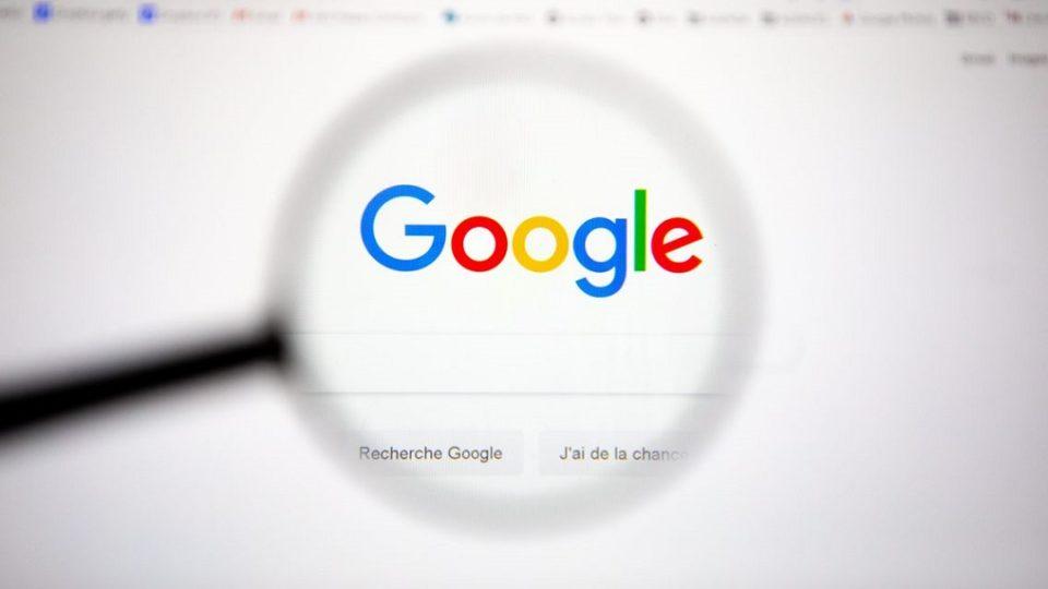 Algorithme du moteur de recherche Google