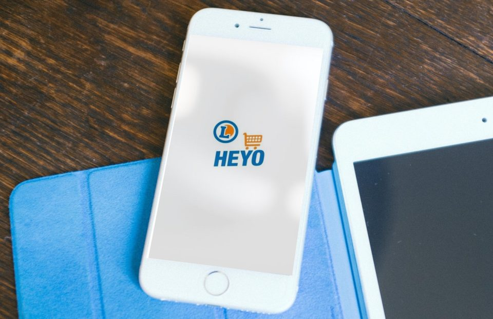 Application mobile Heyo (Mon E-Leclerc)
