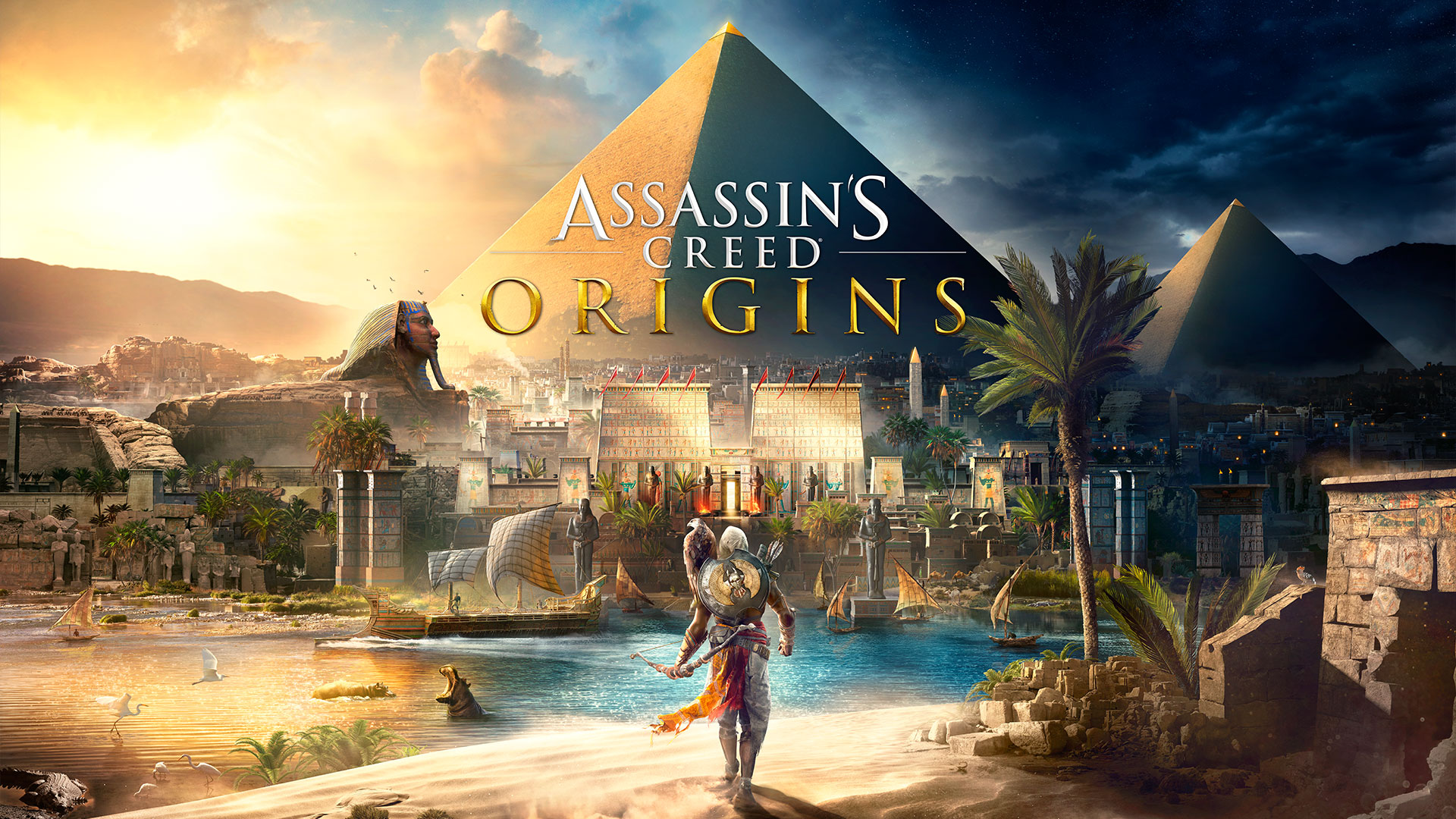 Assassin's Creed Origins : la configuration PC recommandée
