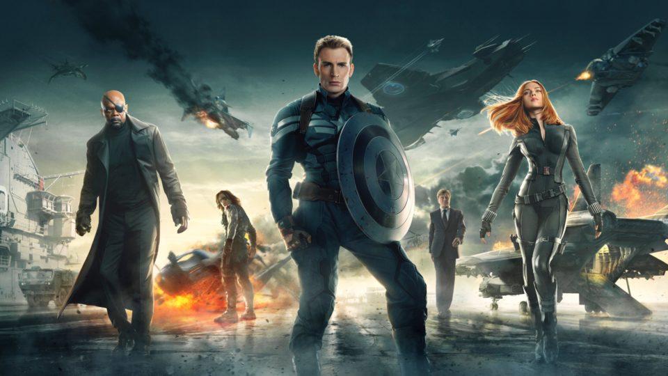 Captain America : le soldat de l'hiver box office