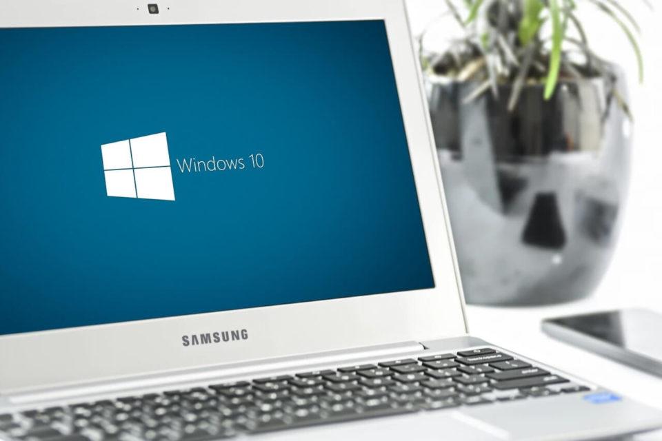 Changer les serveurs DNS dans Windows 10