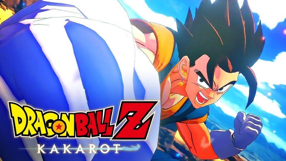 Dragon Ball Z Kakarot configuration PC