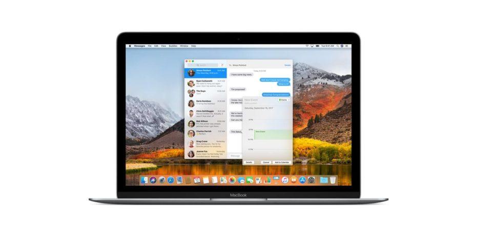 economiser batterie macbook