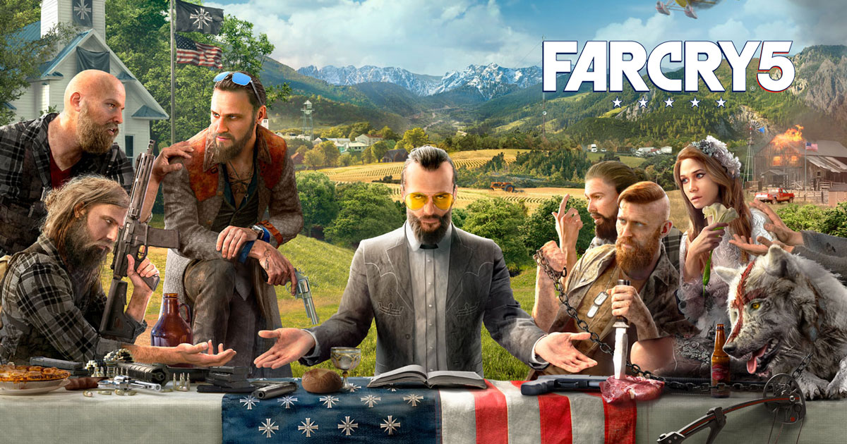 Far Cry 5 : la configuration PC recommandée