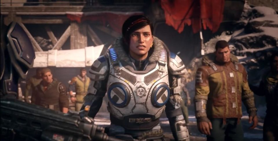 Gears 5 bande annonce