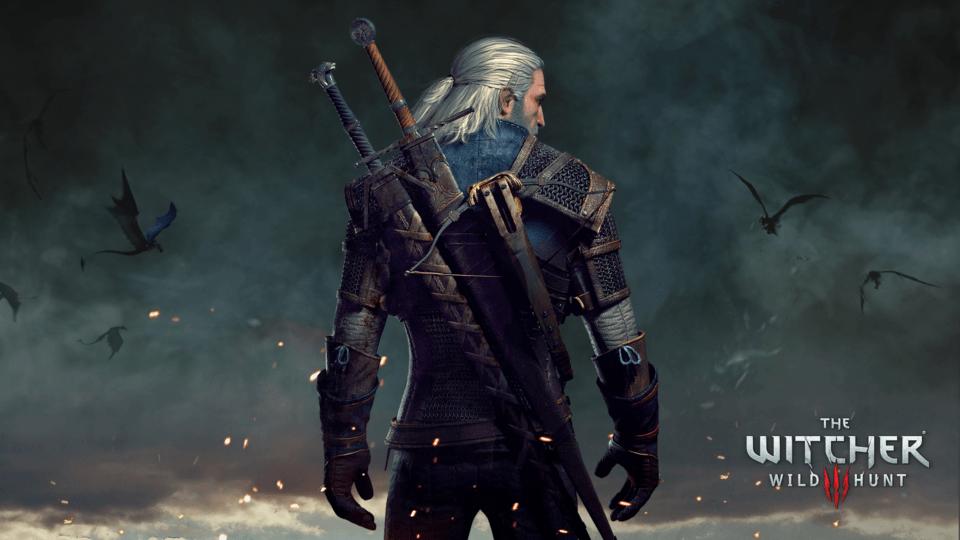 Geralt de Riv The Witcher 3