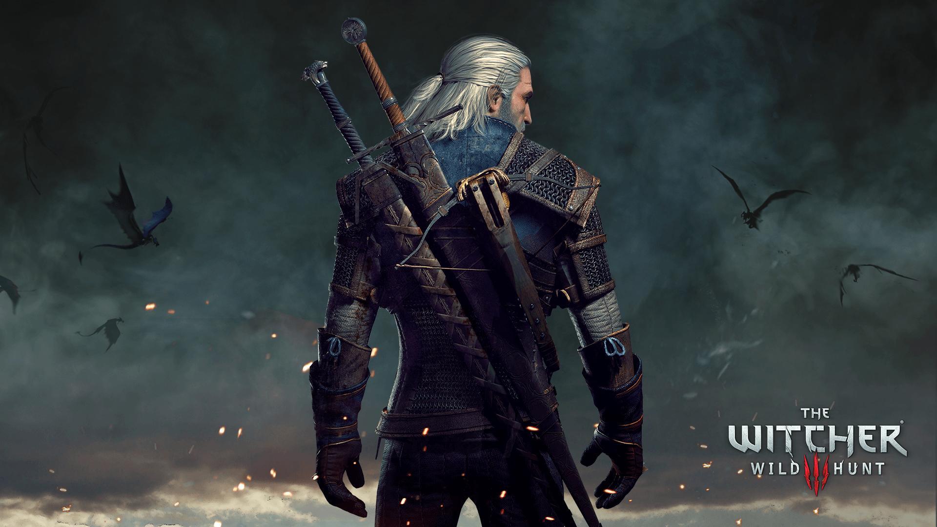 Geralt De Riv revient dans The Witcher 3 : Wild Hunt