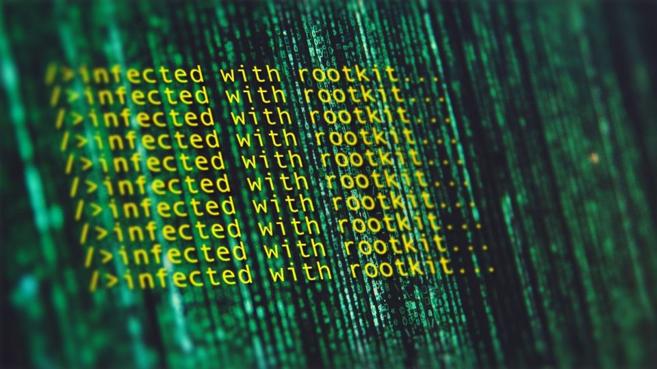 Infection rootkit