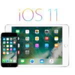Quoi de neuf du côté de iOS 11?