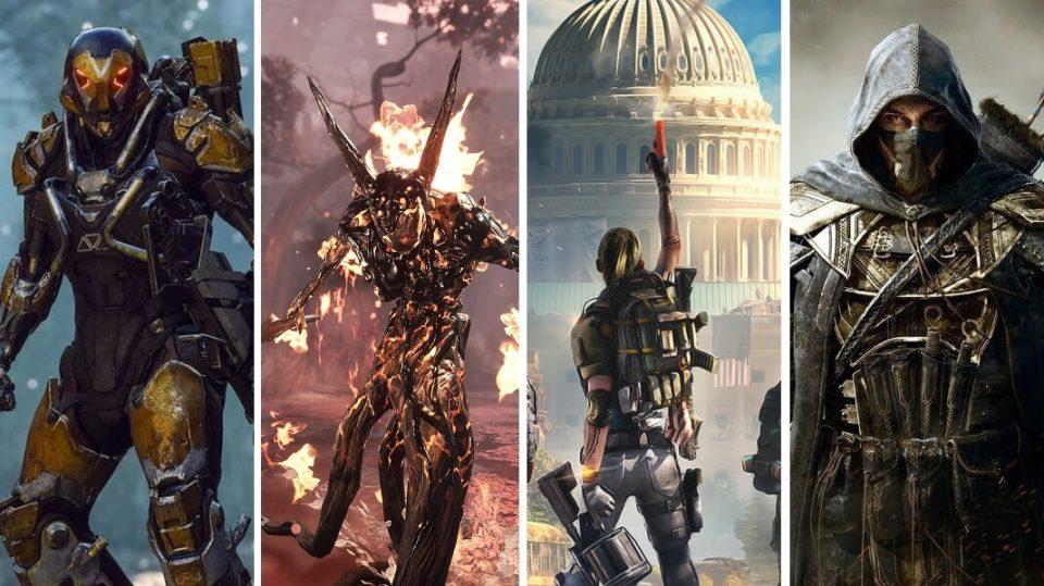 Jeux multijoueurs online 2019