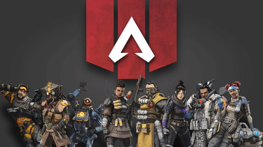 Les 8 légendes d'Apex
