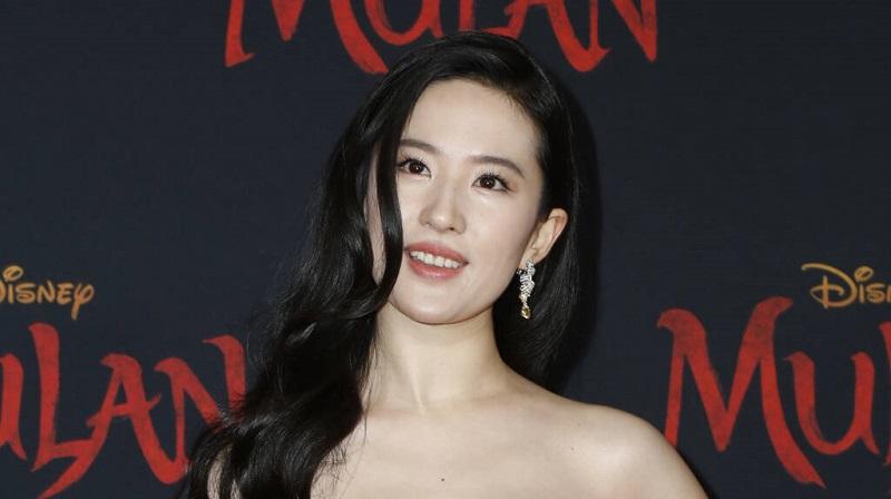 Liu Yifei personnage de Mulan