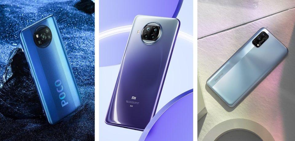 Meilleurs smartphones 2020
