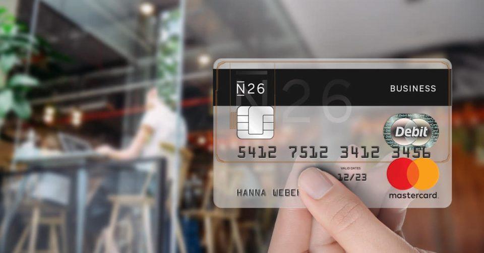 n26 carte bancaire rechargeable