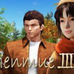 Shenmue III sera bel et bien doté d'animations faciales