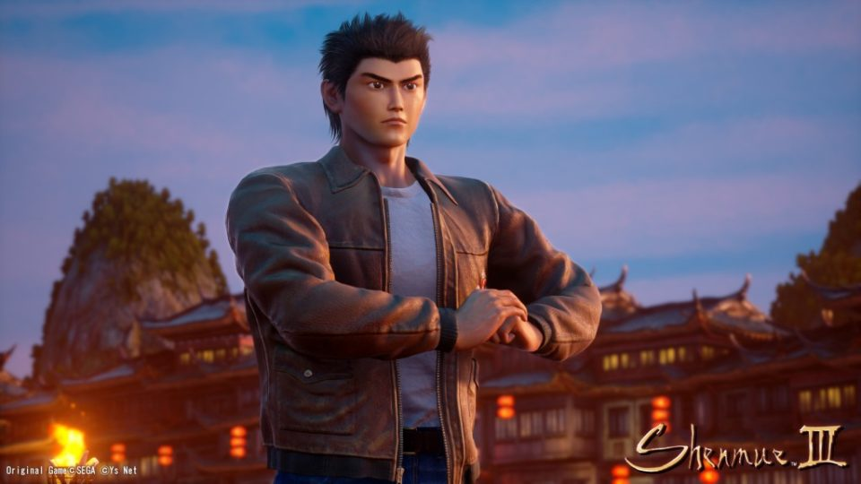 Shenmue 3 report 2019