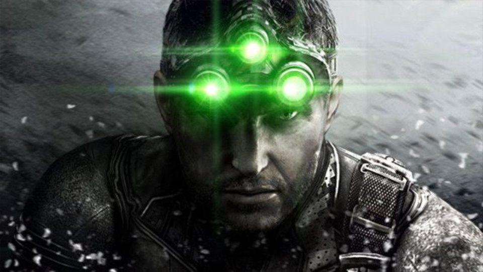 Série Netflix Splinter Cell