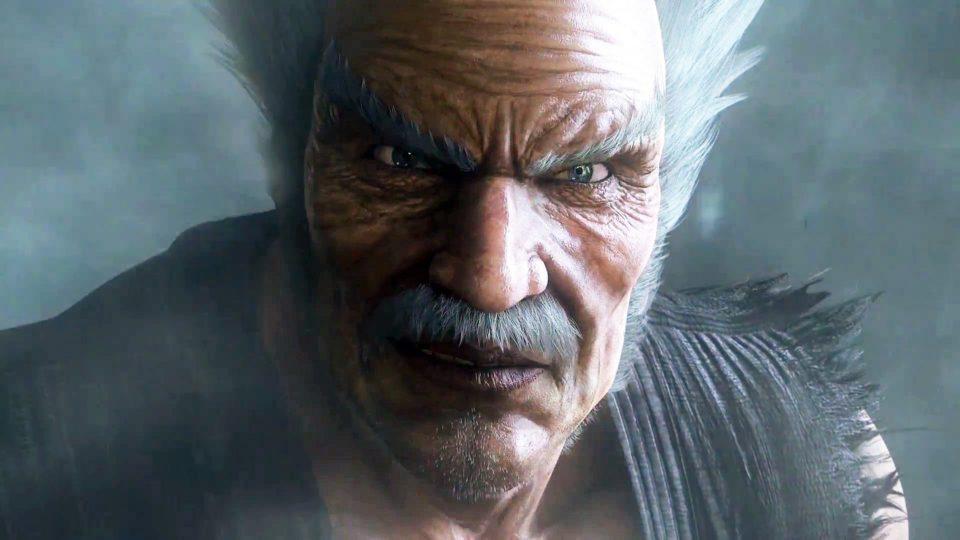 Tekken 7 trailer e3