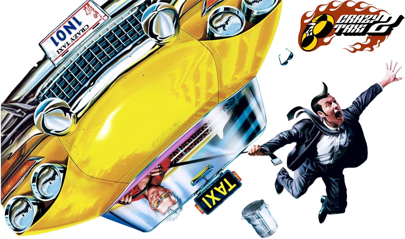 Test : Crazy Taxi 2