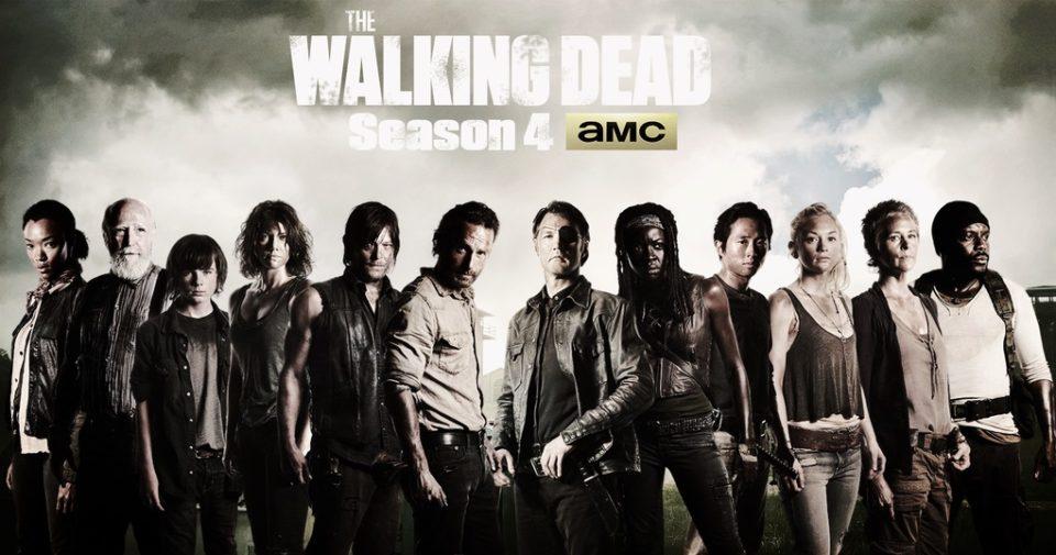 The Walking Dead saison 4