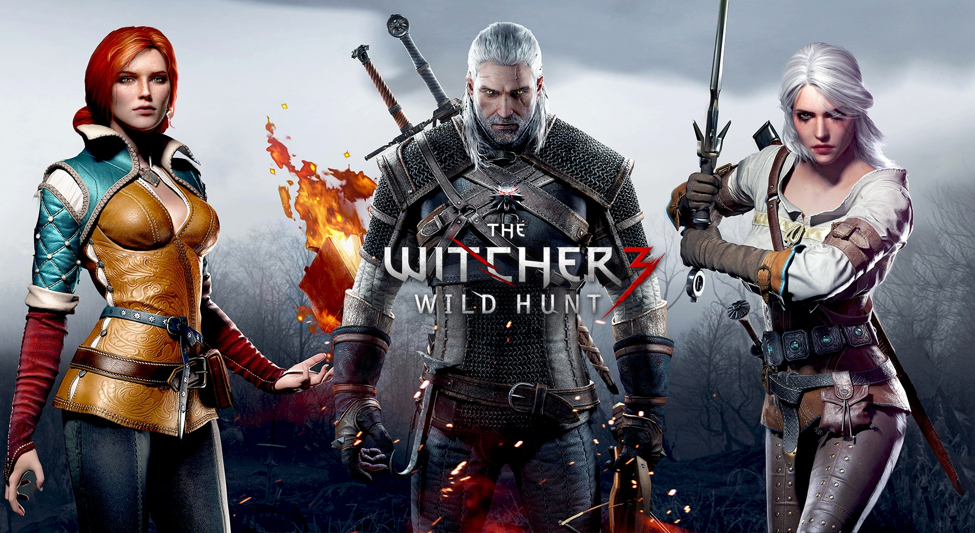 The Witcher 3: Wild Hunt, la config recommandée