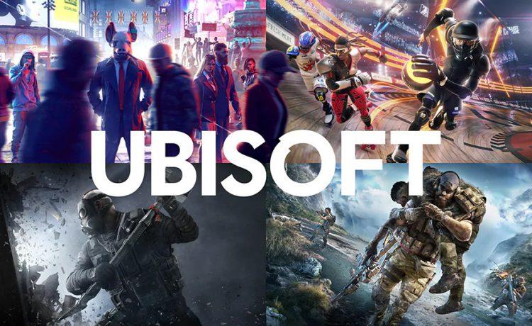 Ubisoft line up PS5 et Xbox Scarlett