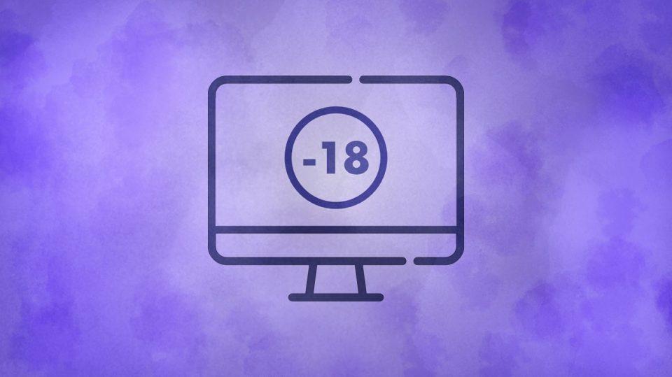Vérification numérique de l'age sur internet