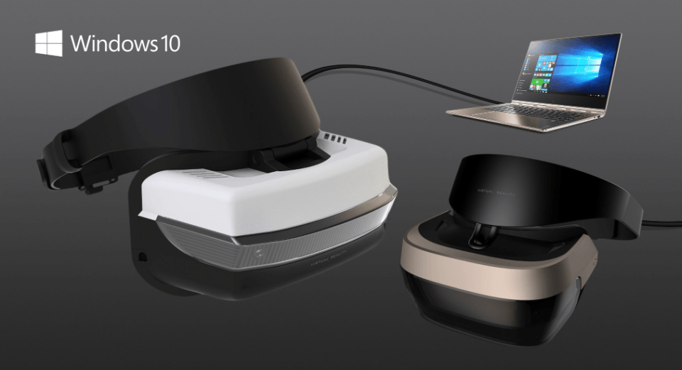 Windows mixed reality casques compatibles